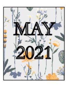 May Newsletter Cover Art 2021 - Advocates For Seniors